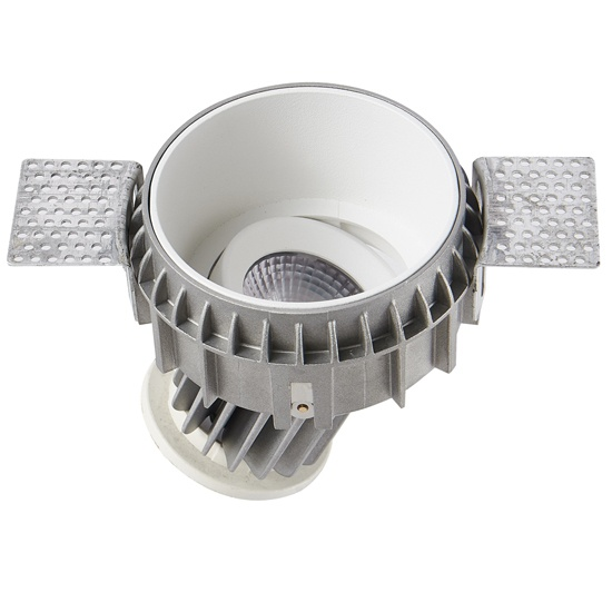 Trimless LED Downlight